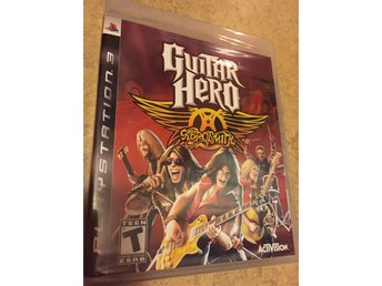 GUITAR HERO AEROSMITH PLAYSTATION 3