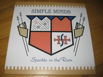 SIMPLE MINDS - Sparkle in the rain CD 1983/2002