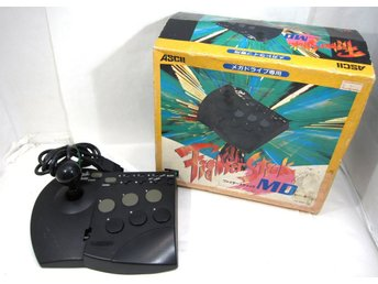 Fighter Stick MD, Mega Drive