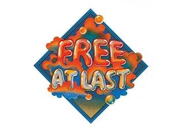 Free: Free at last 1972 (Rem) (CD) - Nossebro - Free: Free at last 1972 (Rem) (CD) - Nossebro