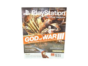 Playstation Official Magazine July 09