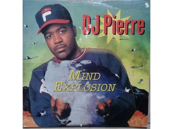 DJ Pierre title* Mind Explosion EP* Deep House, Acid House 2 × 12 EP US