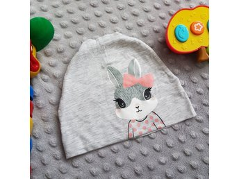 Beautiful hat rabbit size 52 - Lund - Beautiful hat rabbit size 52 - Lund