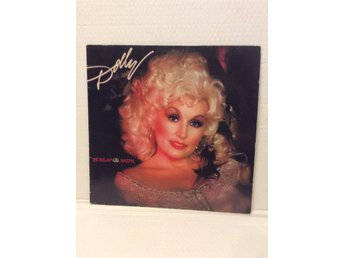 DOLLY PARTON BURLAP & SATIN 1983 skick VG+