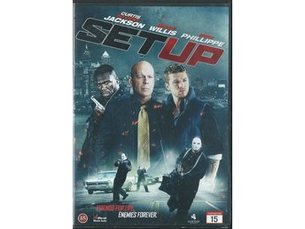 SET UP - BRUCE WILLIS   (SVENSKT TEXT )