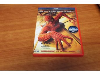 DVD-film: Spiderman (Tobey Maguire, Willem Dafoe)
