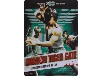 Dragon Tiger Gate (2-Disc Limited Edition Steelbox)-Donnie Yen