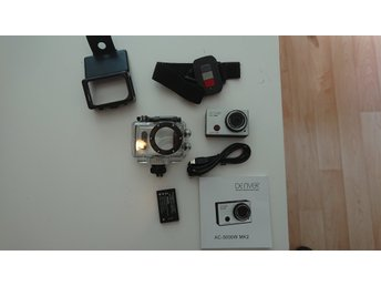 Actionkamera Denver AC5000W mk2 wifi action cam actioncam