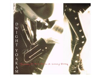 DWIGHT YOAKAM - Buenas Noches From A Lonely Room - LP (1988)
