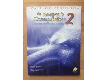 Call of Cthulhu The Keepers Companion vol 2