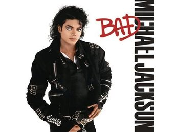 Jackson Michael: Bad (Vinyl LP)