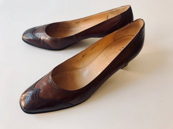 BALLY Bellezza vintage pumps stl 6,5E