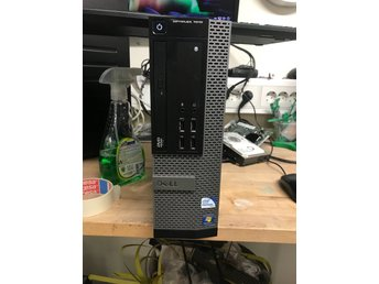 Dell Optiplex  7010,  4 Gb Ram, 250 Gb Hårddisk, Windows 10 Pro , m.m