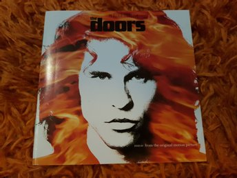 The Doors - soundtrack, Oliver Stone, Velvet Underground, CD, filmmusik