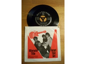Vinyl singel. The Monkees