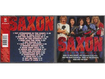 SAXON - The Collection CD