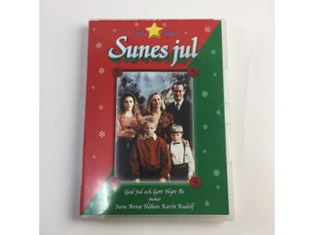 Sunes Jul, TV-serie, DVD, Familj, Stephan Apelgren, 1991