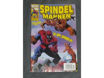 SPINDELMANNEN # 10 - 1998  -MARVEL-