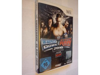 Wii: W - Smack Down Vs. Raw 2010