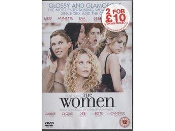 The Women - 2008 - DVD - NEW - Meg Ryan, Annette Bening, Eva Mendes - Bålsta - The Women - 2008 - DVD - NEW - Meg Ryan, Annette Bening, Eva Mendes - Bålsta