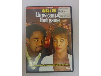 DVD - Three Can Play That Game
