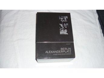 Berlin Alexanderplatz - Fassbinder - 6 disc - Svensk text - Alfta - Berlin Alexanderplatz - Fassbinder - 6 disc - Svensk text - Alfta