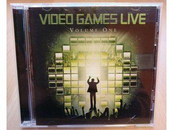 Video Games Live Volume One