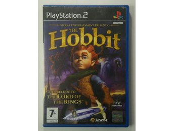 The Hobbit Playstation 2 PS2