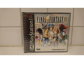 Final Fantasy 9  lX PSONE Play Station 1 NTSC - U/C