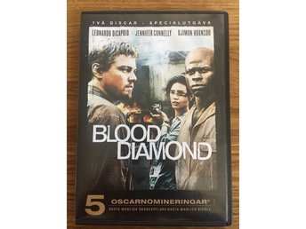 Blood Diamond, DVD