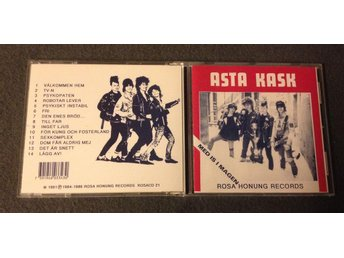 ASTA KASK - Med Is I Magen (1991)