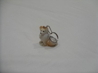 Nyckelring Hund keychain & keyring dog animal dogs pets