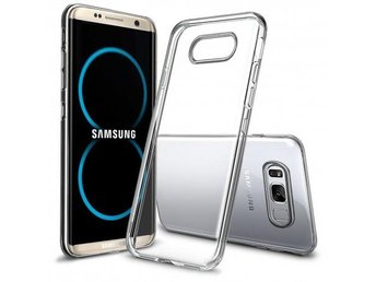 Clear Hard Case Samsung Galaxy S8 Färg: Transparent