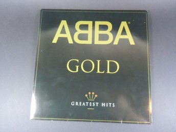 LP / VINYL / ALBUM / SKIVA - ABBA GOLD - GREATEST HITS - 2 SKIVOR