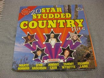 20 Star Studded Country Hits