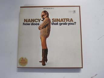 Nancy Sinatra - How does that grab you - Rullband
