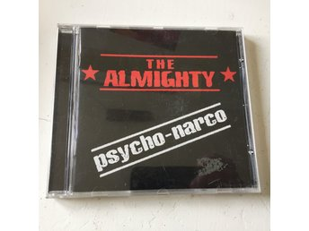 THE ALMIGHTY - PSYCHO-NARCO. (CD)