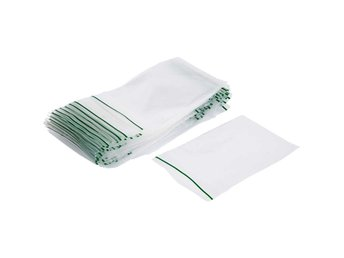 Zip-påse  Zip Bag Baggy 100-Pack (40x40mm)