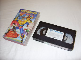 Detonator Orgun - Manga Video - PAL VHS - 1997 (353166587) ᐈ Köp på