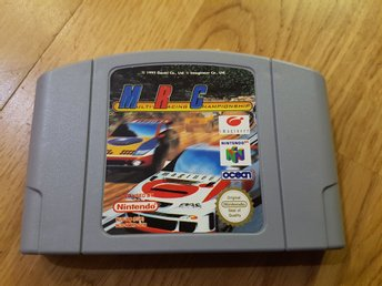 Nintendo 64 / N64: Star Wars - Multi-Racing Championship