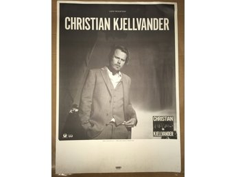 Poster Christian Kjellvander I Saw Her From Here / I Saw Here From Her