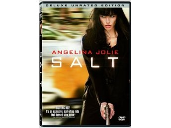 Salt - Angelina Jolie - DVD