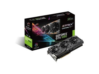 ASUS GeForce GTX 1080 8GB ROG STRIX DC3 Gaming