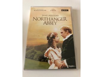 Northhanger Abbey - Sv. text - DVD