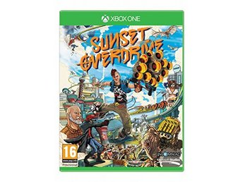Sunset Overdrive Xbox one/One S Spel