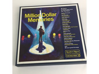 Reader's Digest, Vinylskivor, Million Dollar Memories