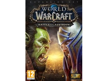 World of Warcraft / Battle for Azeroth Expansion (PC)
