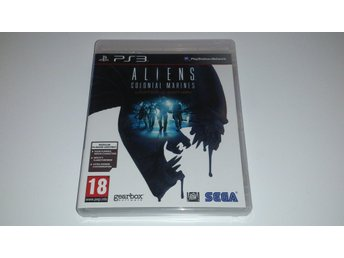 - Aliens Colonial Marines PS3 -