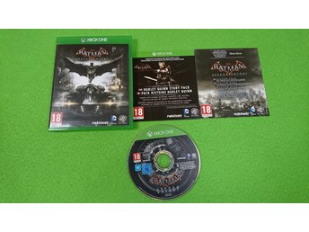 Batman Arkham Knight KOMPLETT  Xbox One
