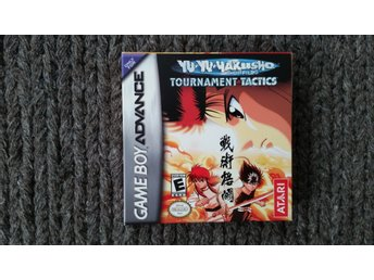 Yu Yu Hakusho - Tournament Tactics - GBA